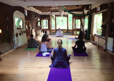 Retiro de Meditacion Kundalini