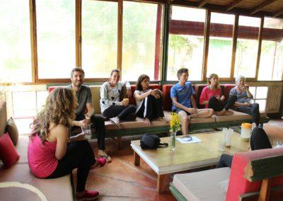 Retiro de Yoga + Meditación + Descanso Interior