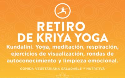 Retiro de Kriya Yoga y Kundalini